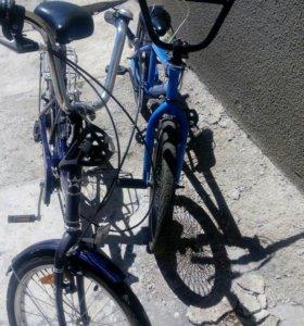 Продам 2 велосипеда в отличном техническом состоян