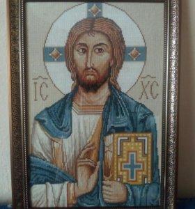 Икона Иисус Христос Спаситель