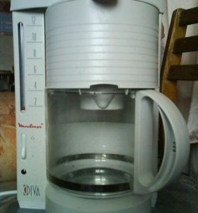 Кофеварка Moulinex