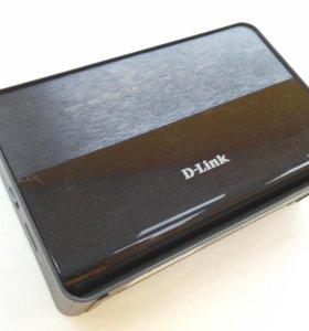 WiFi роутер Dlink 620