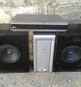 Продаётся аудиосистема