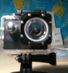 Экшн-камера 4k