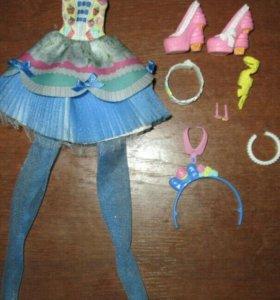 Одежда для кукол монстр хай и Барби