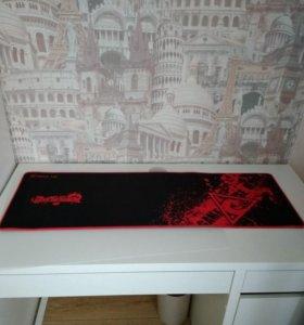 Игровой коврик для мышки на весь стол
