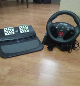 Игровые педали и руль на компьютер