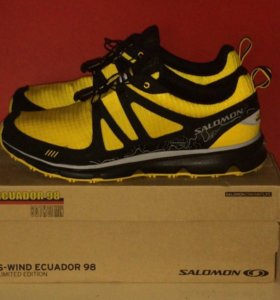 Solomon S-Wind Ecuador 98 (Беговые кроссовки)