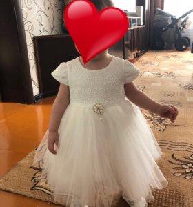 Платье 86 размера