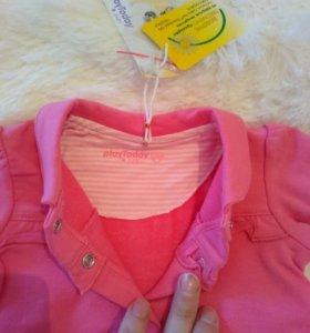 Новая одежда для малышки