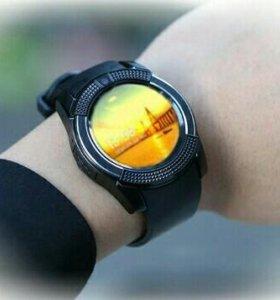 Смарт часы v8