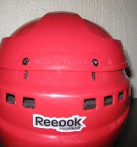 шлем Reebok 3K M и маска Reebok FM 5K M