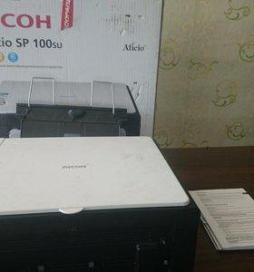 Принтер лазерный мфу