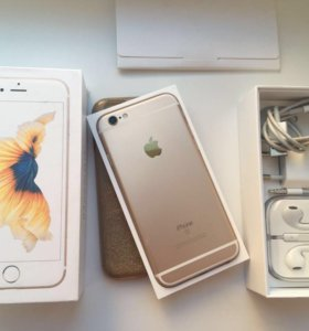 iPhone Айфон 6s gold