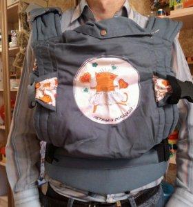 Слинг рюкзак
