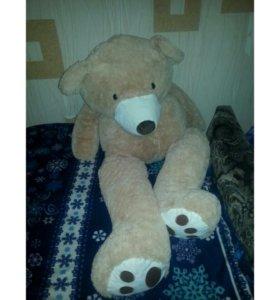 Плюшевый медведь, 150 см