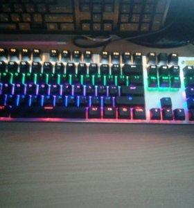 Механическая клавиатура Metoo Zero.