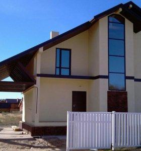 Производство и строительство домов из SIP-панелей