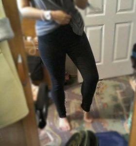 Новые джинсы/леггинсы Calzedonia