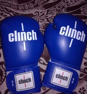 Перчатки боксерские Новые