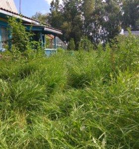 Покос травы, вспашка, уборка