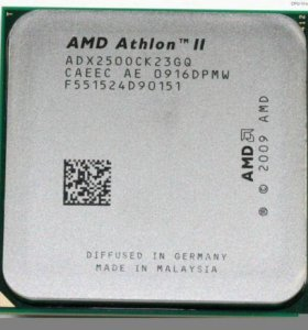 AMD Athlon II X2 250 (AM3, L2 2048Kb)