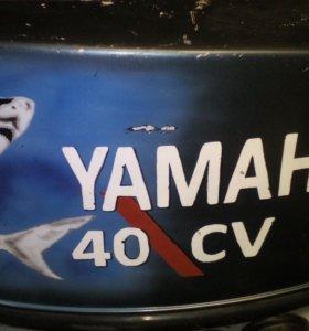 Лодочный мотор yamaha 40/CV