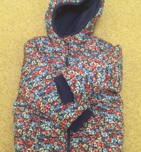 Куртка для малышки