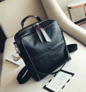 Рюкзак-сумка женская