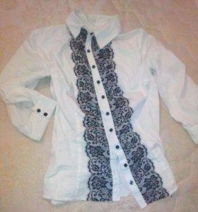Офисная рубашка, блуза