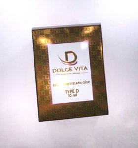 Клей смола для наращивания ресниц Dolce Vita