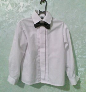 Рубашка и брюки на мальчика 3-5 лет