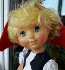 Кукла ссср винтаж