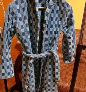 Махровый халат