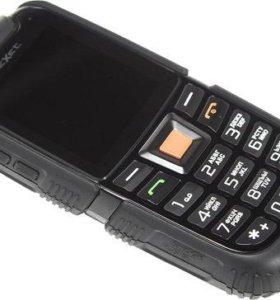 Texet TM-500R IP68 защищенный телефон