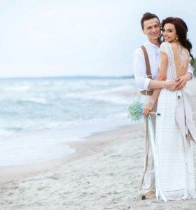 Пошив свадебных и вечерних платьев X_A t e l i e r