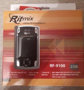 Мультимедийный плеер RITMIX RF-9100