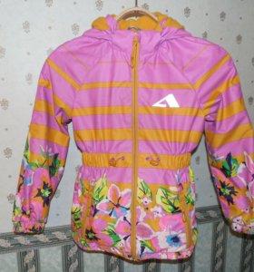 Демисезонные куртки Олдос