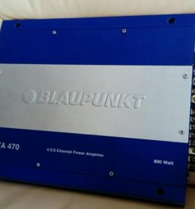 Усилители Soundstream, Mac Audio, Blaupunk