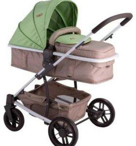 Детская коляска-трансформер Lorelli s500