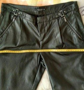 Штаны кожаные для украшения попы 48-50 разм.