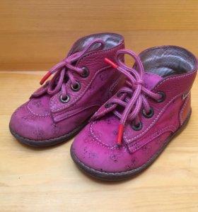 Ботиночки Котофей обувь Детская