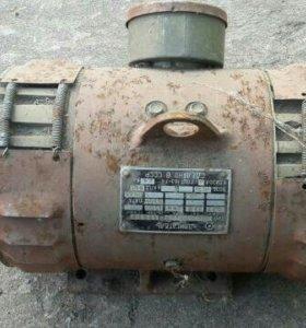 Двигатель электрический постоянного тока 2НП90l7