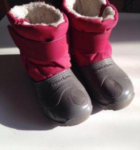 Детские сапоги - зимние