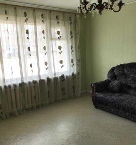 Квартира, 3 комнаты, 57.5 м²
