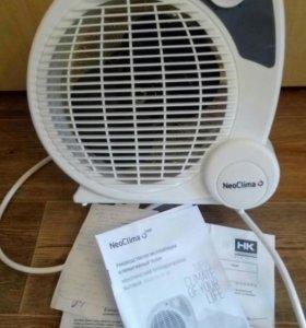 Тепловой вентилятор