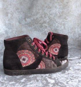 Женские оригинальные ботиночки! Desigual,