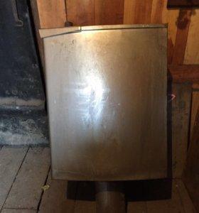 Бак для горячей воды из нержавейющей стали