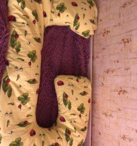 Подушка для беременных ,для кормления
