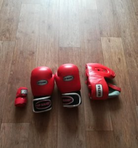 Боксёрский набор