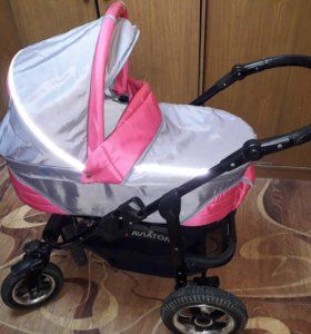 Детская коляска Happych Aviator 2 в 1