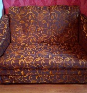 Продам диван б/у!Хорошем состоянии(1,8×1,2)